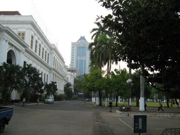 Gedung Departemen Keuangan E Tower