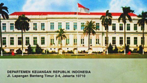 Gedung Departemen Keuangan RI