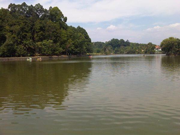 Situ Gede Bogor - Hutan Penelitian Dramaga