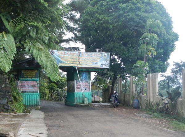 Gerbang Kedua - Curug Nangka